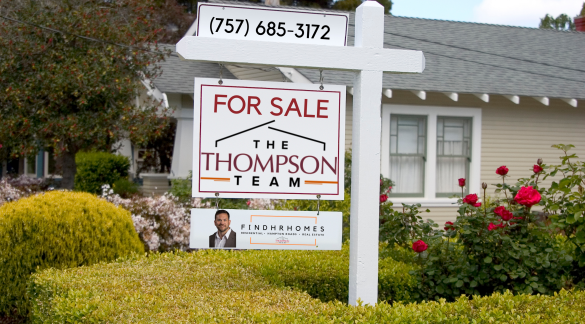 first steps of selling your home in hampton roads